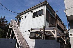 本八幡ピッコロハウス[2階]の外観
