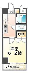 和北ノ屋敷[3階]の間取り