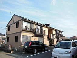 静岡県駿東郡清水町徳倉の賃貸アパートの外観