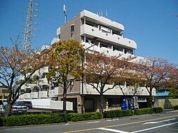 東京都江戸川区船堀7丁目の賃貸マンションの外観