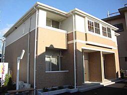 静岡県沼津市平沼の賃貸アパートの外観