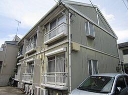 S HOUSE[203号室]の外観