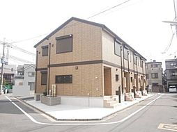 [タウンハウス] 大阪府茨木市上中条2丁目 の賃貸【/】の外観