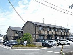 京都府京都市西京区牛ケ瀬林ノ本町の賃貸アパートの外観
