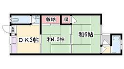 山陽姫路駅 2.5万円
