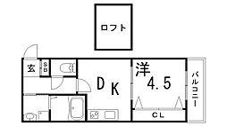 西代駅 5.9万円