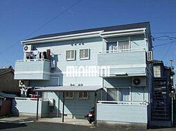 ハイツ富士II[1階]の外観