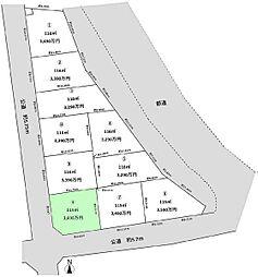 土地(大泉学園駅からバス利用、115.00m²、3,690万円)