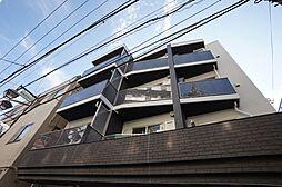 GIRASOLE武蔵新城[3階]の外観