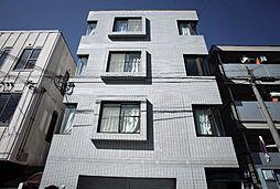 大阪府大阪市東淀川区相川2丁目の賃貸マンションの外観