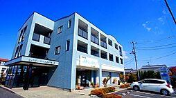 埼玉県熊谷市肥塚3丁目の賃貸マンションの外観