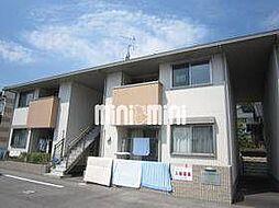 シャトレ カタヤマ A棟[2階]の外観