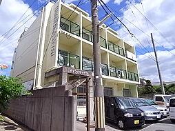 兵庫県神戸市垂水区日向2丁目の賃貸マンションの外観