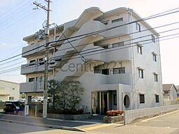 兵庫県伊丹市中野西2丁目の賃貸マンションの外観