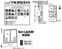 神奈川県平塚市見附町