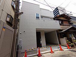 阿倍野区阪南町6丁目 新築戸建て