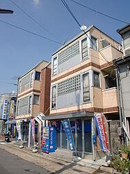 ラピスヤン東野[2階]の外観