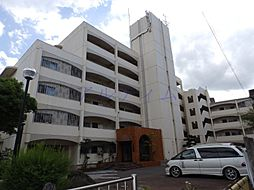 京都府京都市山科区小野西浦の賃貸マンションの外観