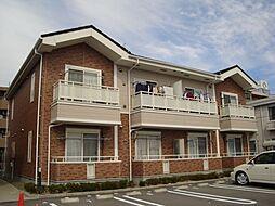 セレーノ B棟[1階]の外観