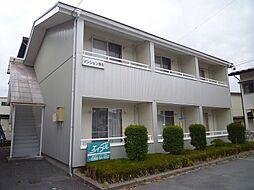 長野県諏訪市大字豊田の賃貸マンションの外観