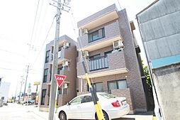 愛知県名古屋市緑区鳴海町字向田の賃貸マンションの外観