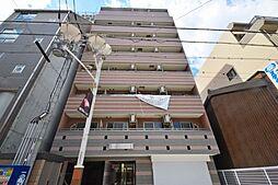 ルミエール駒川[403号室]の外観