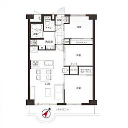 白幡東高層住宅2号棟