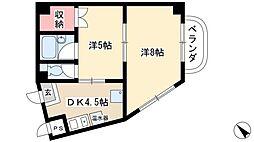 中村日赤駅 4.5万円