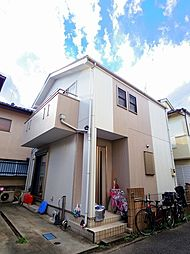 [一戸建] 埼玉県所沢市若狭4丁目 の賃貸【/】の外観