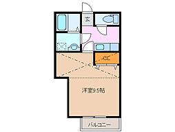 トップハウス南玉垣II棟[1階]の間取り