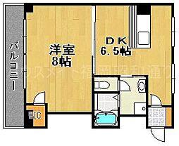第一友栄ビル[3階]の間取り