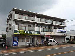 福岡県春日市上白水1丁目の賃貸マンションの外観