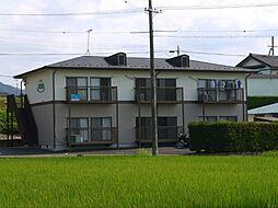 ハイツPOND[101号室]の外観
