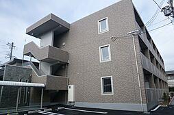 ピュアコートIII[1階]の外観