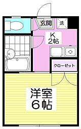10531[2階]の間取り
