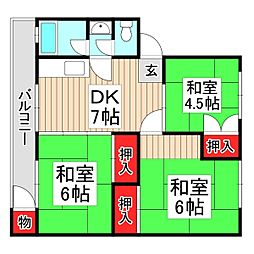 上板橋駅 7.0万円