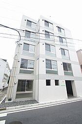 神奈川県横浜市鶴見区矢向6丁目の賃貸マンションの外観