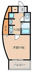 中津駅 3.7万円