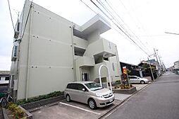 愛知県名古屋市中川区八神町3丁目の賃貸アパートの外観