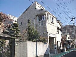 福岡県福岡市南区大楠3丁目の賃貸アパートの外観