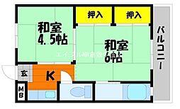 常盤駅 2.1万円