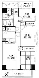 町田パインマンション駅前通り 3階 町田駅歩8分