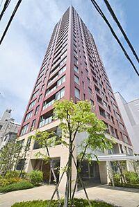 外観(スタイリッシュな外観25回階建て高層タワーマンションです)