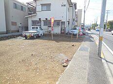 JR中央線「西八王子」駅徒歩12分。建築条件無し売地 限定1区画。