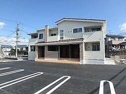 静岡県富士宮市宮原の賃貸アパートの外観