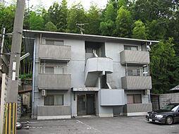 コーポ・元屋敷[302号室]の外観