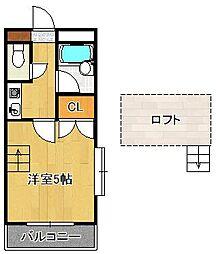 折尾駅 2.2万円