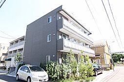 千葉県浦安市入船4丁目の賃貸アパートの外観