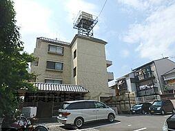 グランハイツ西ノ京[110号室]の外観