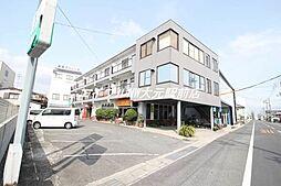 岡山県岡山市南区三浜町2丁目の賃貸マンションの外観